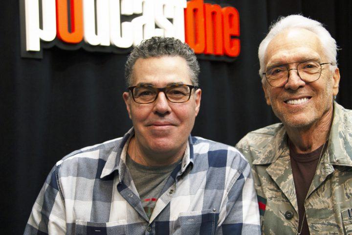 Adam Carolla & Norm Pattiz
