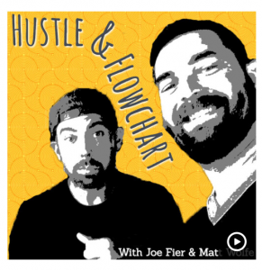 Hustle and Flowchart Cover Art