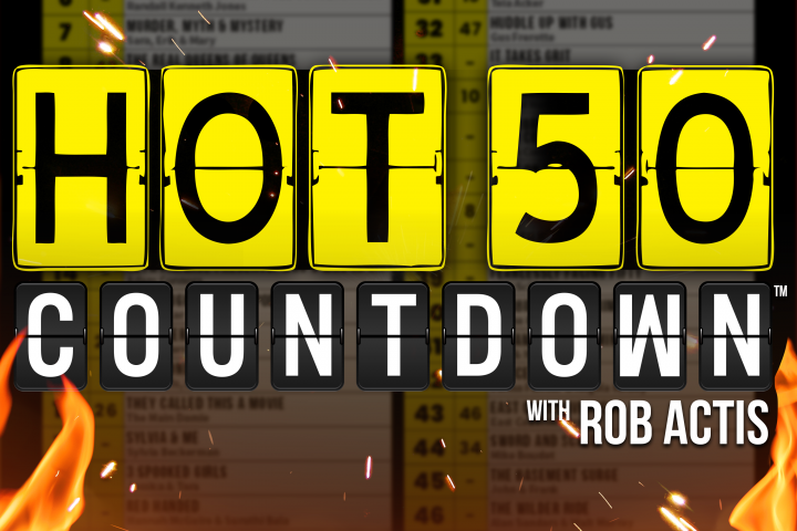 Podcast Magazine's Hot 50 Countdown