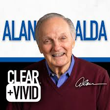 Alan Alda   Clear + Vivid