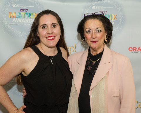 Nicole and Kathleen 2017
