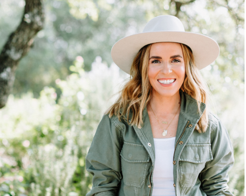 Rachel Hollis Cover
